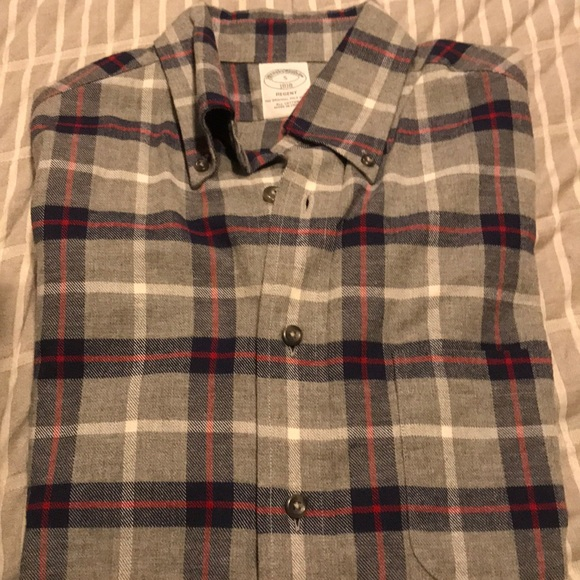 Brooks Brothers Other - Brooks Brothers men's size S flannel